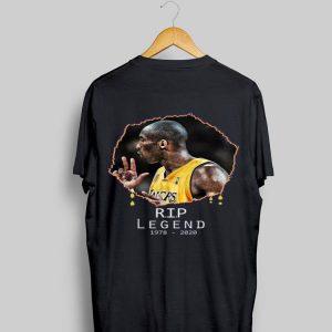Kobe Bryant Rip Legend 1978 2020 shirt