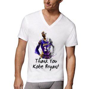 Rip Kobe Bryant Thank You shirt