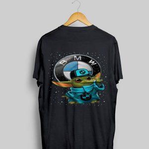 Star Wars Baby Yoda BMW shirt