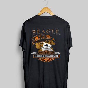 Beagle Motor Harley Davidson Company shirt