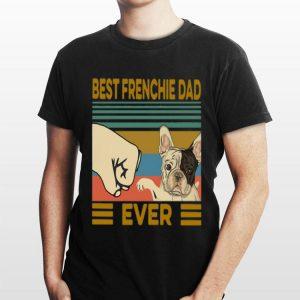 Best Frenchie Dad Ever Vintage shirt