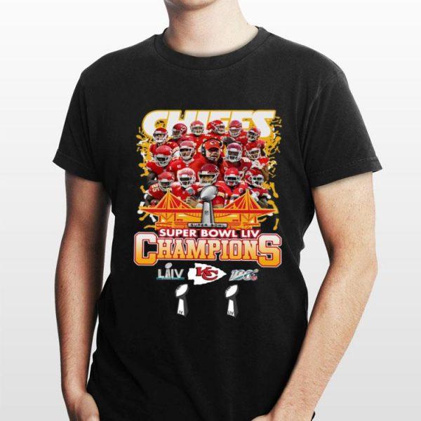 Chiefs Super Bowl LIV Champs shirt