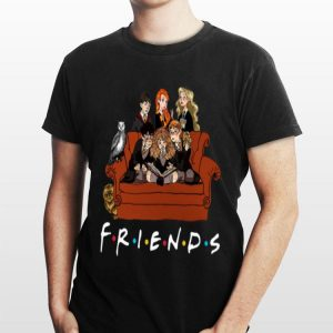 Friends Harry Potter Chibi Characters 2020 shirt