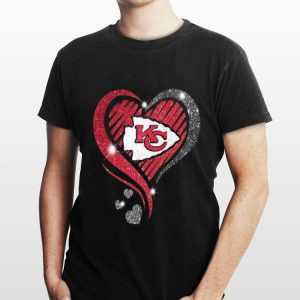 Heart Diamond Kansas City Chiefs Super Bowl Champions shirt