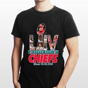 Kansas City Chiefs Super Bowl Miami 20.02.2020 shirt