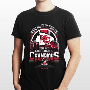 Kansas city Chiefs 2019 AFc Conference Champions shirt