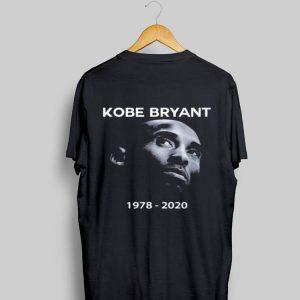 Kobe Bryant 1978 – 2020 Face shirt