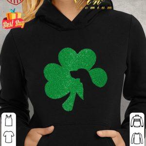Original Weimaraner Shamrock Diamond St. Patrick's Day shirt