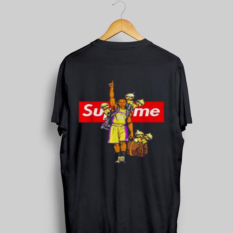 Rip Kobe Bryant Supreme shirt, hoodie, sweater, longsleeve t-shirt