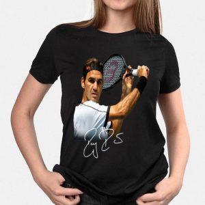 Roger Federer Signature shirt