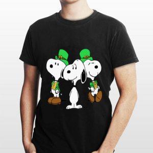 Snoopys Irish St. Patrick's Day shirt