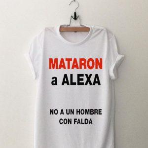 Bad Bunny Alexa Jimmy Fallon shirt
