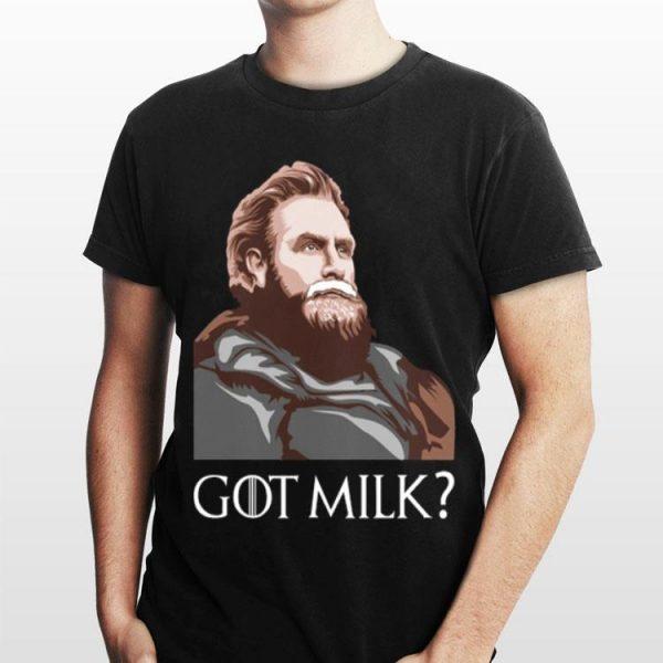 GOT Milk Tormund Giantsbane Game Of Thrones swaeter