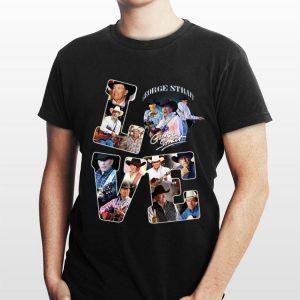 Love George Strait Signature shirt