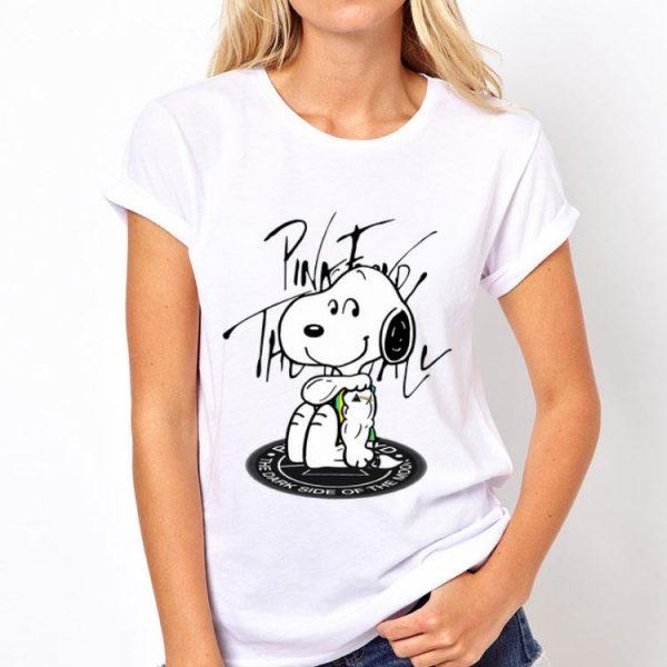 Snoopy Tattoo Pink Floyd Dark Side Of The Moon shirt