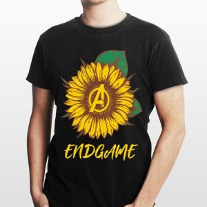 Sunflower Marvel Avengers Endgame swaeter