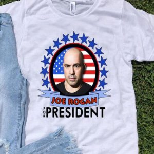 Joe Rogan 2020 For President American Flag shirt