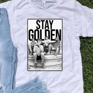 The Golden Girls Squad Stay Golden shirt