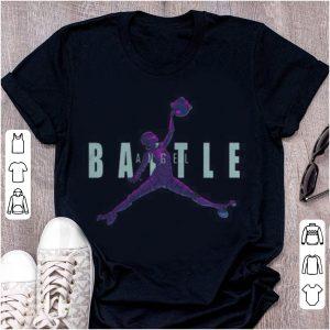 Alita Battle Angel The Best Warrior Jump Up Men shirt