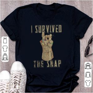 I Survived The Snap shirt