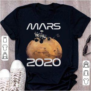 Mars 2020 NASA Rover Mission Kids Youth shirt