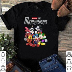 Marvel Avengers Endgame Mickey Mickeyvengers shirt