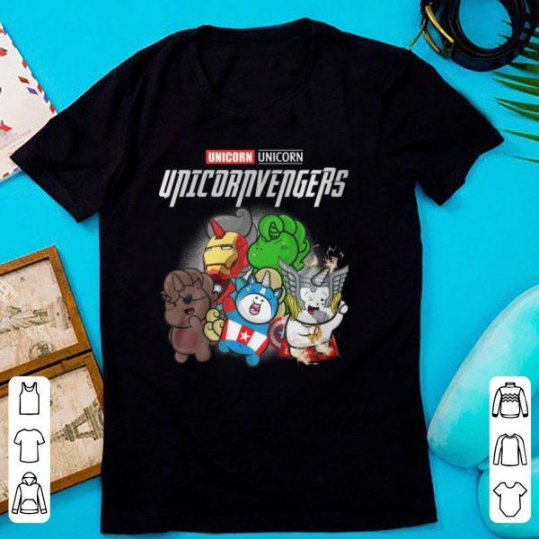 Marvel Avengers Unicorn Unicornvengers shirt
