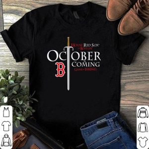 Red sox game of thrones shirt