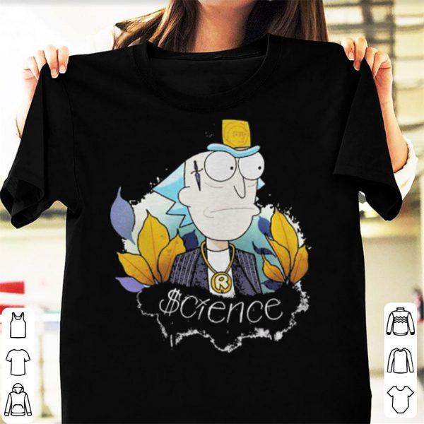 Rick and Morty Sciencerick shirt