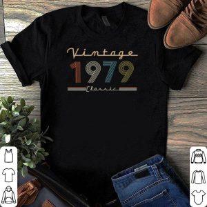 Vintage 1979 Classic shirt