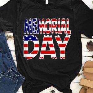 America Memorial Day America Flag shirt