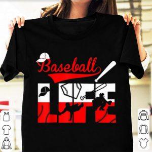 Baseball Life RED Friday shirt