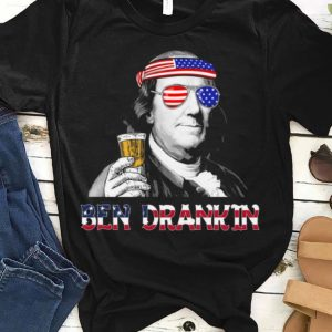 Ben Drankin 4th July Independence Day shirt