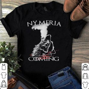 Nymeria is coming Game of Thrones shirt