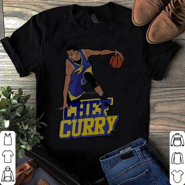 Stephen Curry Chef Curry Basketball Player shirt