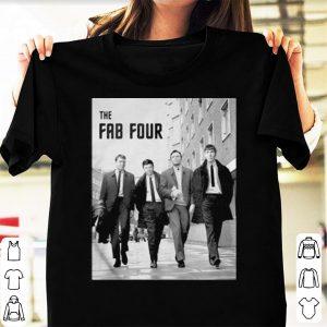 The Fab Four Sweet Beatles shirt