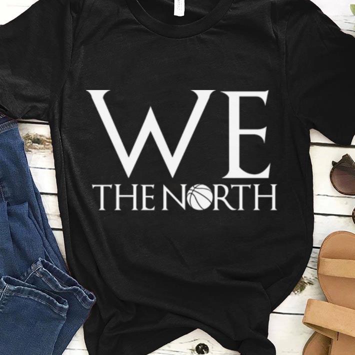 buy online 84ce6 23831 We The North Basketball Toronto Raptors shirt