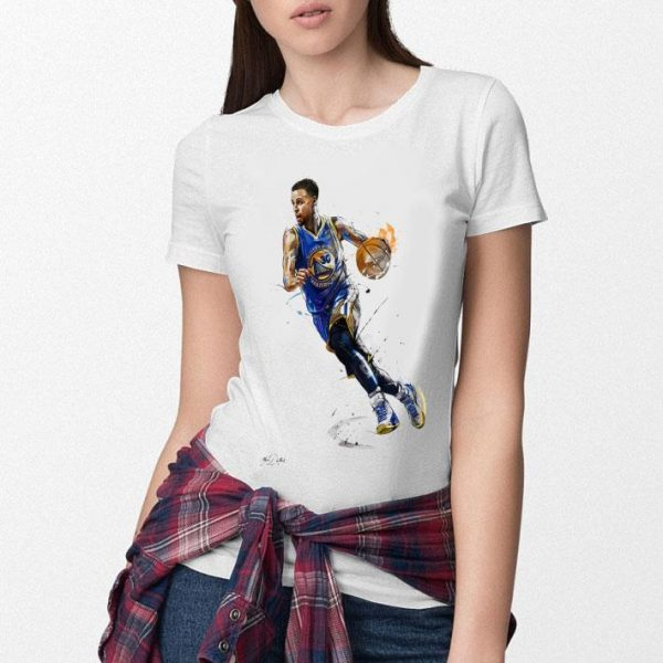 30 Stephen Curry Golden State Warriors Basketball Shirt