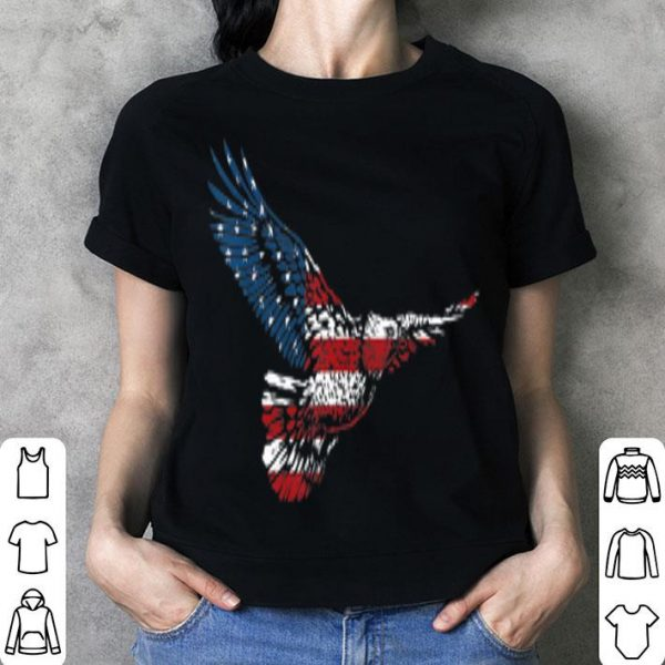American Flag Independence Day Patriotic Eagle shirt