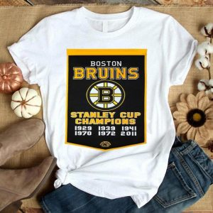 Boston Bruins Stanley Cup Champions Shirt