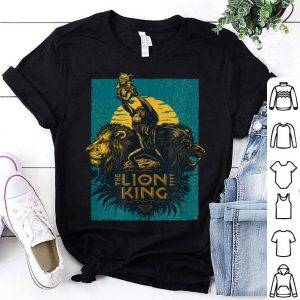 Disney The Lion King Live Action Circle of Life shirt