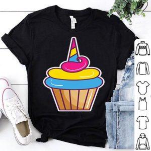 Pansexual Pocket Cupcake Lgbtq Gay Rights Pride Week Premium Shirt