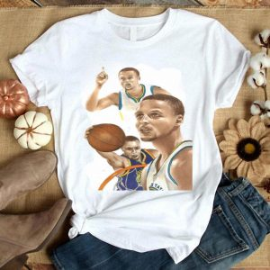 Seth Curry The Olivas Collection - Paintings Shirt