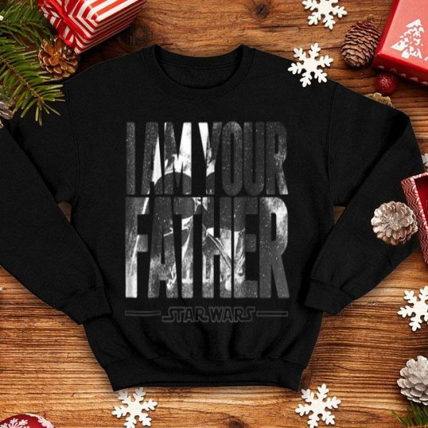 Star Wars Darth Vader I Am Your Father shirt