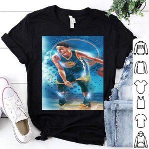 Stephen Curry Messi Of Basketball Golden State Warrior NBA Basketball Shirt