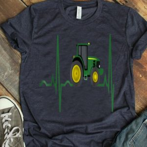 Tractor Heartbeat - Best For Farmers shirt