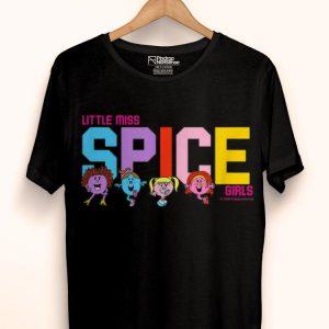 Little Miss Spice Girls Mr. Men And Little Miss shirt