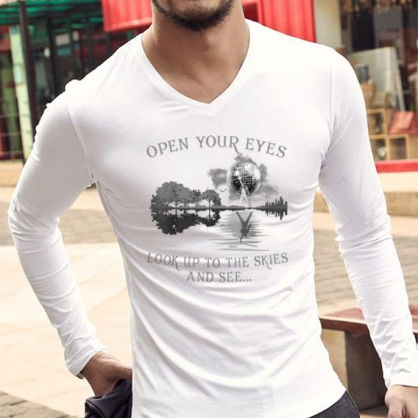 Open Your Eyes Look Up To The Skies And See.. Freddie shirt