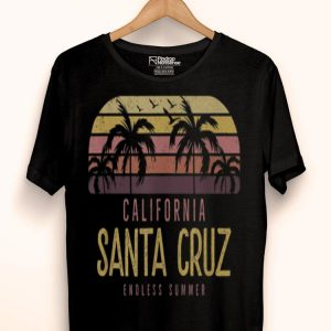 70er 80er California CA Santa Cruz shirt
