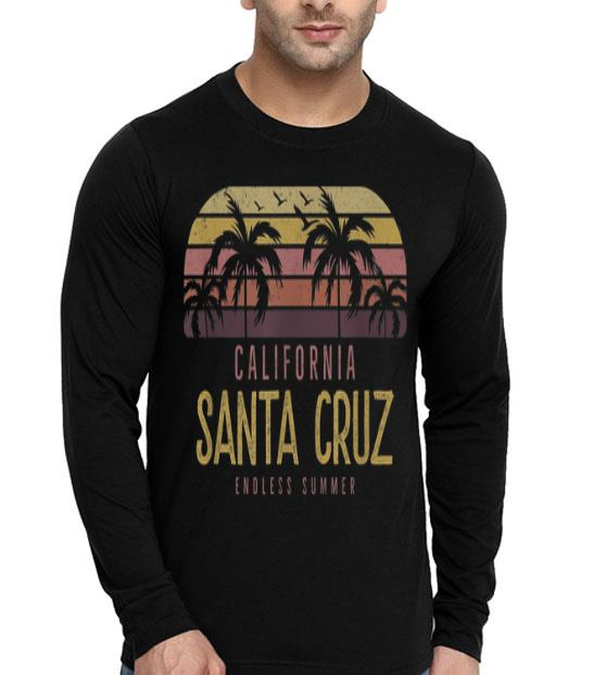 70er 80er CA Santa Cruz Sweatshirt